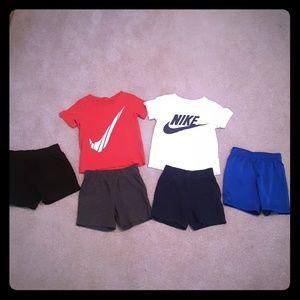 🎉🎉Boys summer clothes bundle🎉🎉